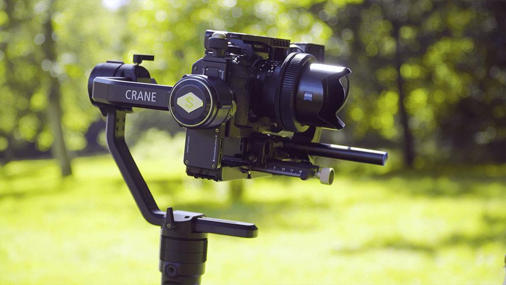 Zhiyun Crane 2S Review 1