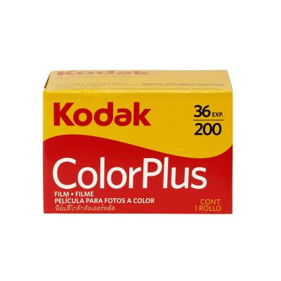 Kodak Color Plus 200 35mm 36 Exp Film