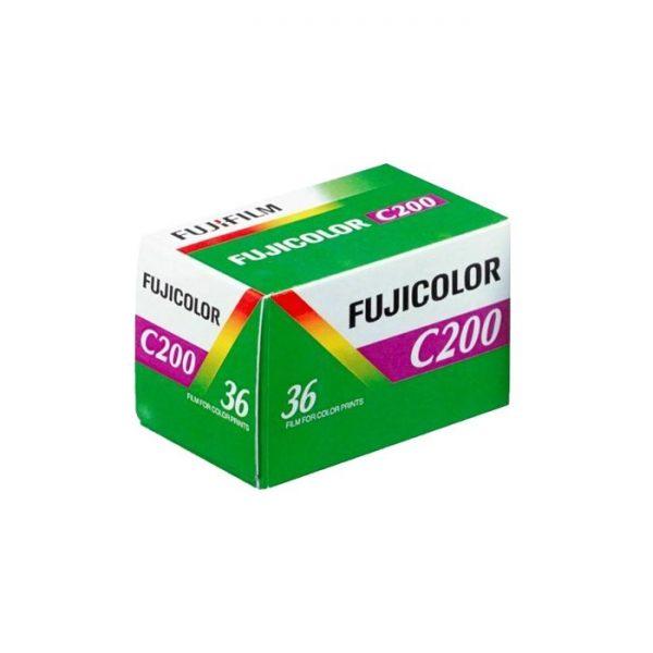 Fujicolor C200 box