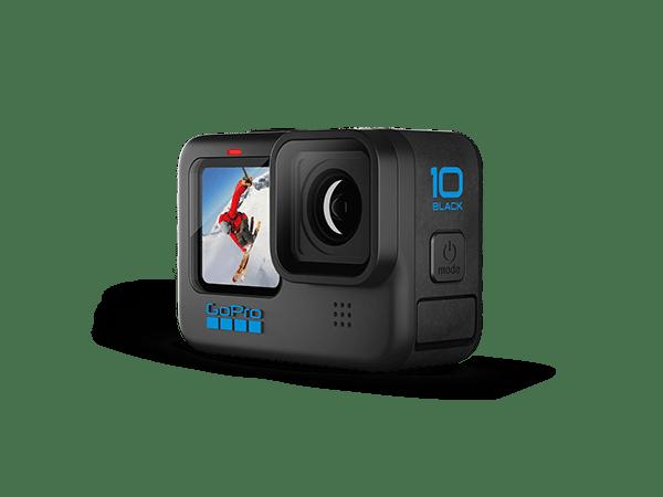 GoPro HERO10 Black front side