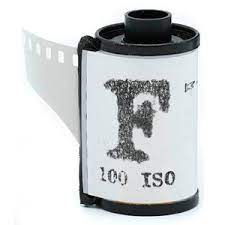 Washi Film F Medical Fluorographic X-Ray B&W 35 mm Film
