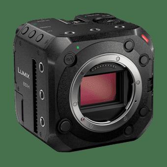 PhotoBite - Panasonic LUMIX BS1H Revealed: Box-Style Full-Frame Camera