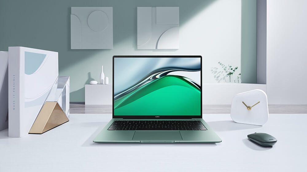 Huawei MateBook 14s lifestyle